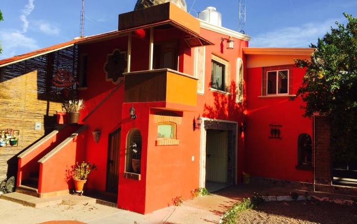 Foto de casa en venta en  , real del alamito, hermosillo, sonora, 1771512 No. 01