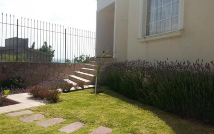 Foto de casa en venta en real del bosque 1, ampliación huertas del carmen, corregidora, querétaro, 770851 no 04