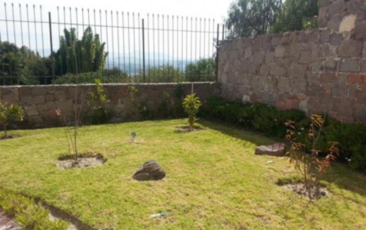 Foto de casa en venta en real del bosque 1, ampliación huertas del carmen, corregidora, querétaro, 770851 no 16