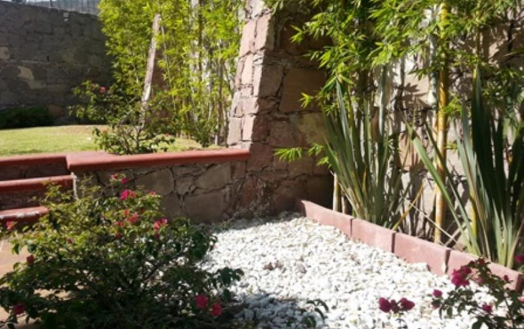 Foto de casa en venta en real del bosque 1, ampliación huertas del carmen, corregidora, querétaro, 770851 no 37