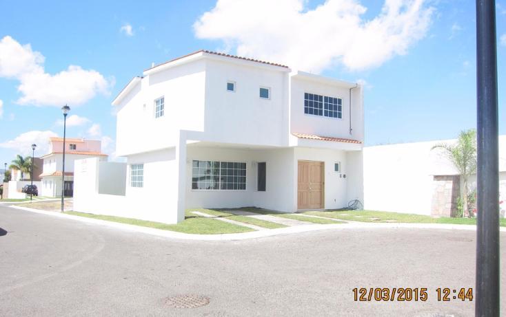 Foto de casa en venta en  , real del bosque, corregidora, querétaro, 1138667 No. 01