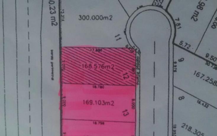 Foto de terreno habitacional en venta en, real del bosque, corregidora, querétaro, 1499331 no 02