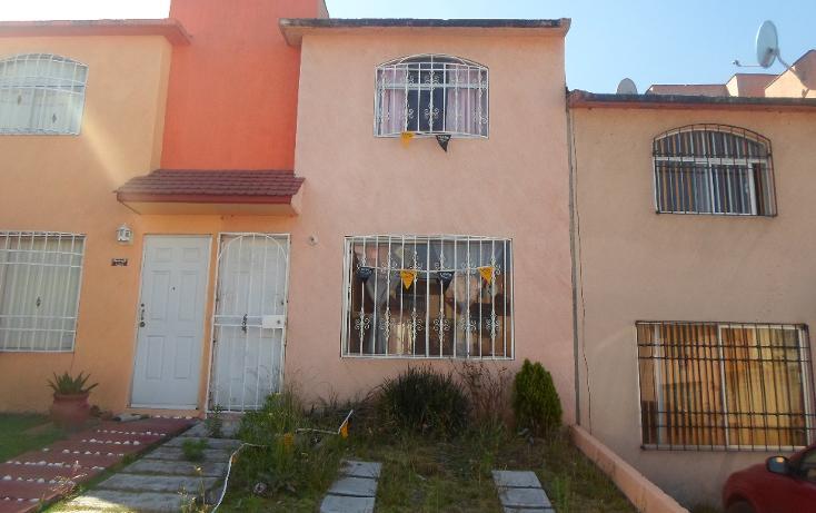 Foto de casa en venta en  , real del bosque, tultitlán, méxico, 1819742 No. 01