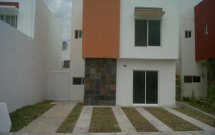 Foto de casa en renta en  , real del bosque, tuxtla gutiérrez, chiapas, 1612530 No. 01