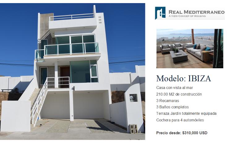 Foto de casa en venta en  , real del mar, tijuana, baja california, 1721310 No. 02