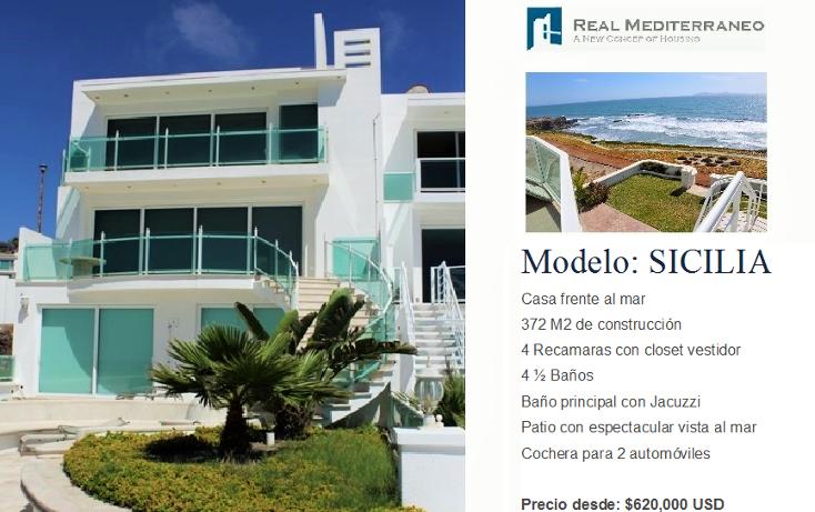 Foto de casa en venta en  , real del mar, tijuana, baja california, 1721320 No. 05