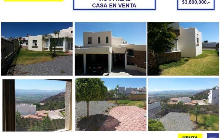 Foto de casa en venta en real del milagro 1, balcones de vista real, corregidora, querétaro, 1798458 No. 02