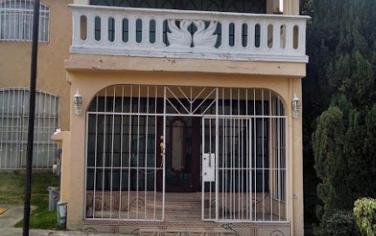 Foto de casa en venta en real del monte manzana 59 lote 21a , san buenaventura, ixtapaluca, méxico, 1712706 No. 01