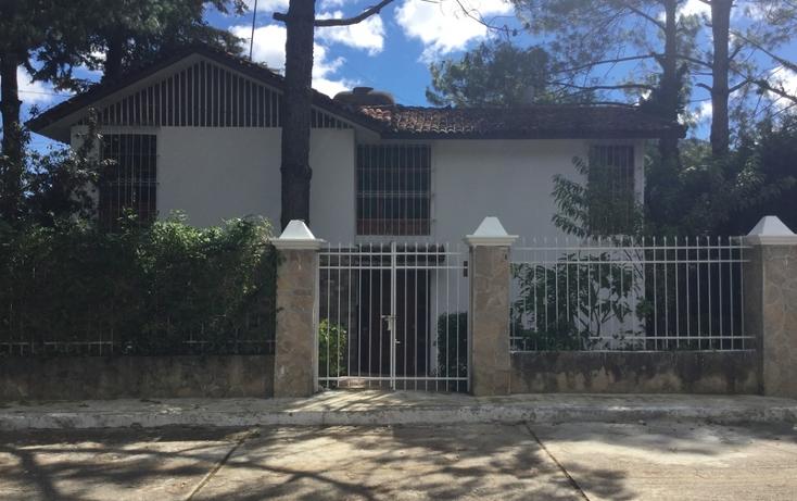Foto de casa en venta en  , real del monte, san crist?bal de las casas, chiapas, 1468765 No. 01