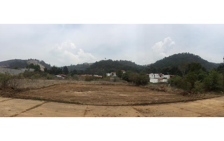 Foto de terreno habitacional en venta en  , real del monte, san crist?bal de las casas, chiapas, 1516997 No. 01