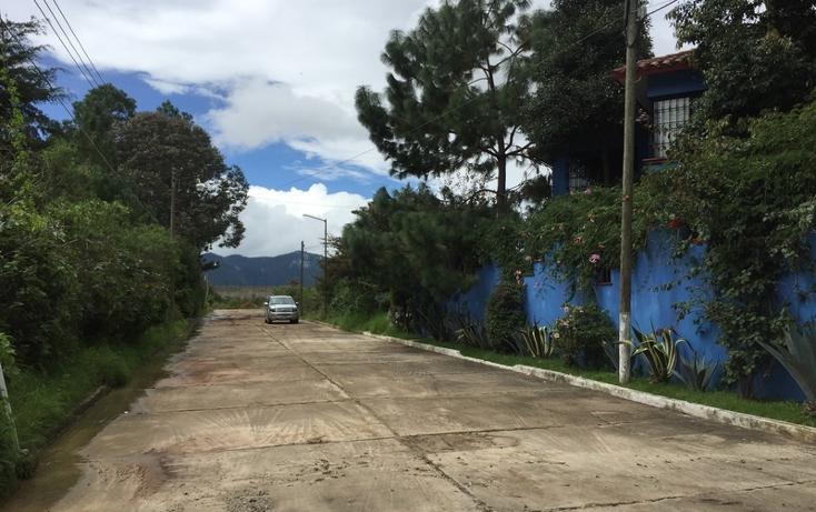 Foto de terreno habitacional en venta en  , real del monte, san crist?bal de las casas, chiapas, 1516997 No. 06