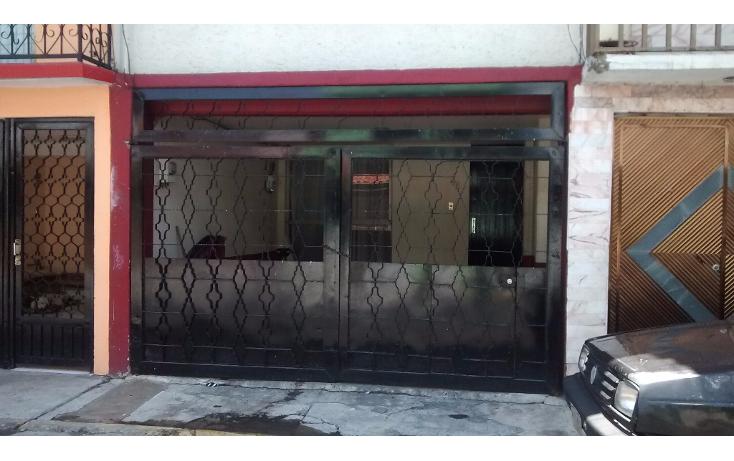 Foto de casa en venta en  , real del moral, iztapalapa, distrito federal, 1078095 No. 01