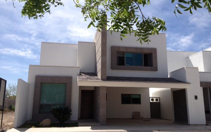 Foto de casa en venta en  , real del nogalar, torreón, coahuila de zaragoza, 1478679 No. 01