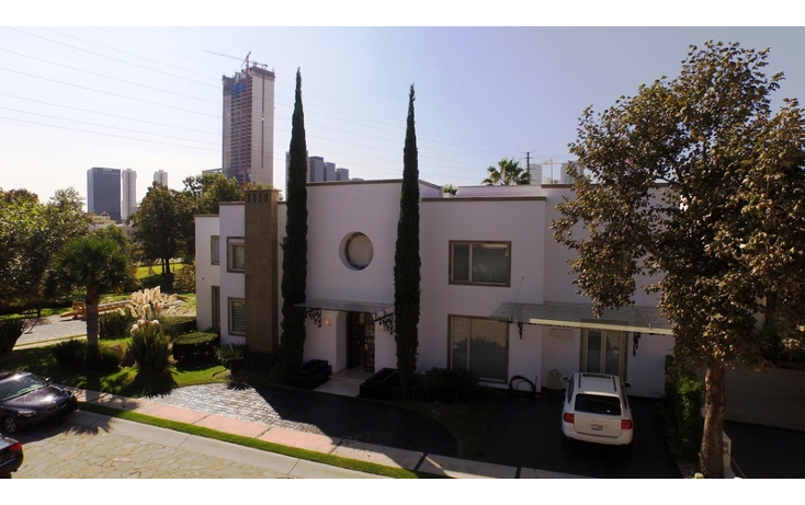 Foto de casa en venta en  , real del parque, zapopan, jalisco, 449263 No. 01