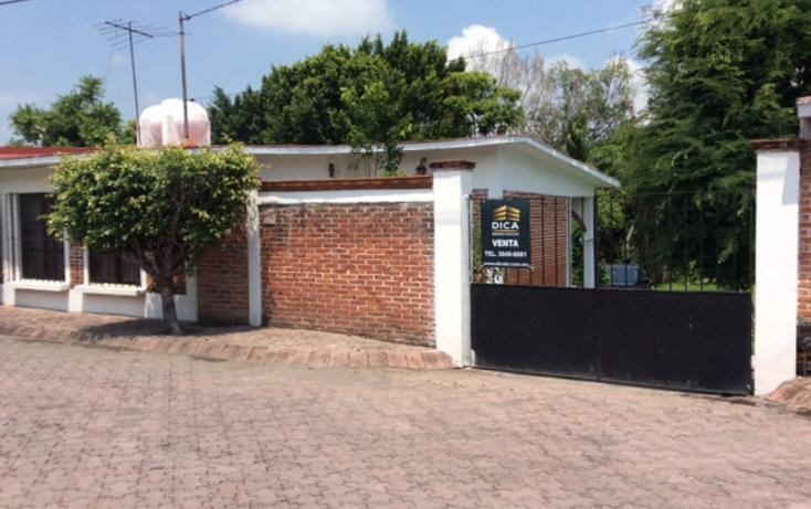 Foto de casa en venta en  , real del puente, xochitepec, morelos, 2038236 No. 01