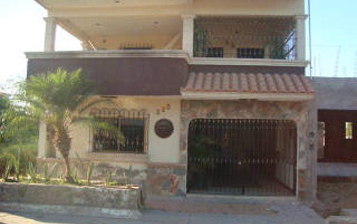 Foto de casa en venta en real del roble 312 , realito, ahome, sinaloa, 1716834 No. 01