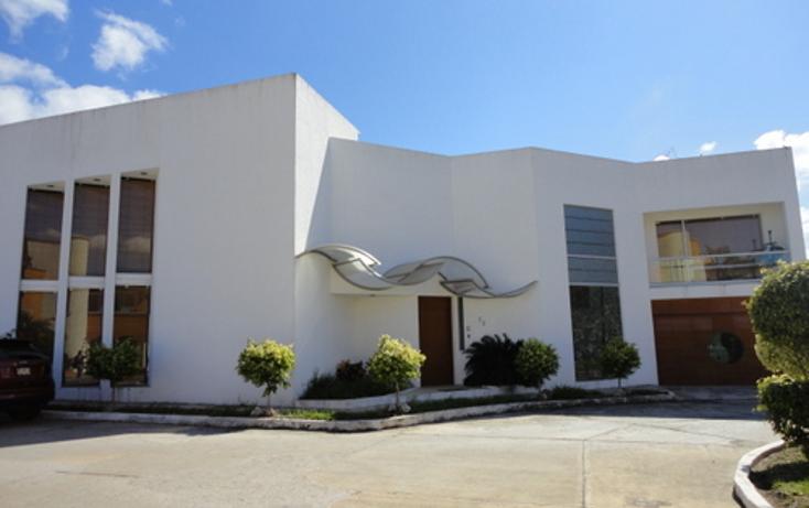 Foto de casa en venta en  , real del sur, centro, tabasco, 1077235 No. 01
