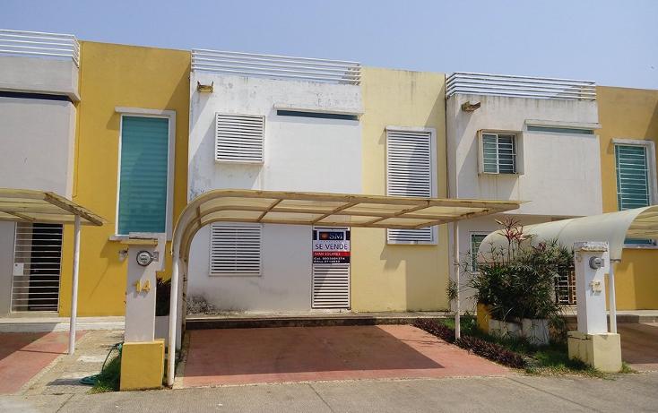 Foto de casa en venta en  , real del valle, centro, tabasco, 1239553 No. 01