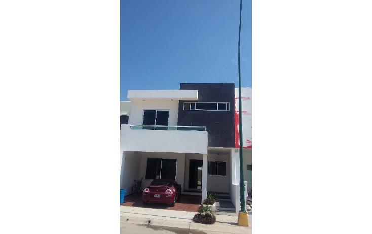 Foto de casa en renta en  , real del valle, mazatlán, sinaloa, 1068681 No. 01