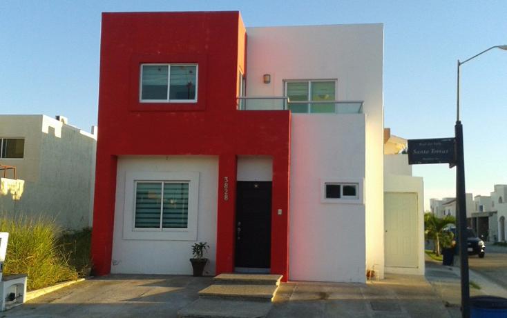 Foto de casa en renta en  , real del valle, mazatlán, sinaloa, 1522398 No. 01