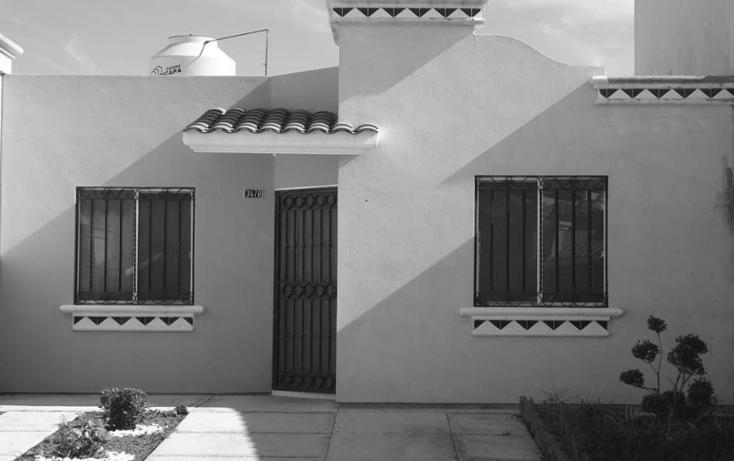 Foto de casa en renta en  , real del valle, mazatlán, sinaloa, 1526403 No. 01