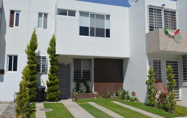 Foto de casa en venta en  , real del valle, tlajomulco de zúñiga, jalisco, 1289129 No. 01