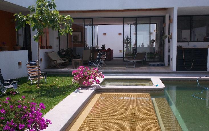 Foto de casa en venta en  , real hacienda de san josé, jiutepec, morelos, 1703392 No. 01