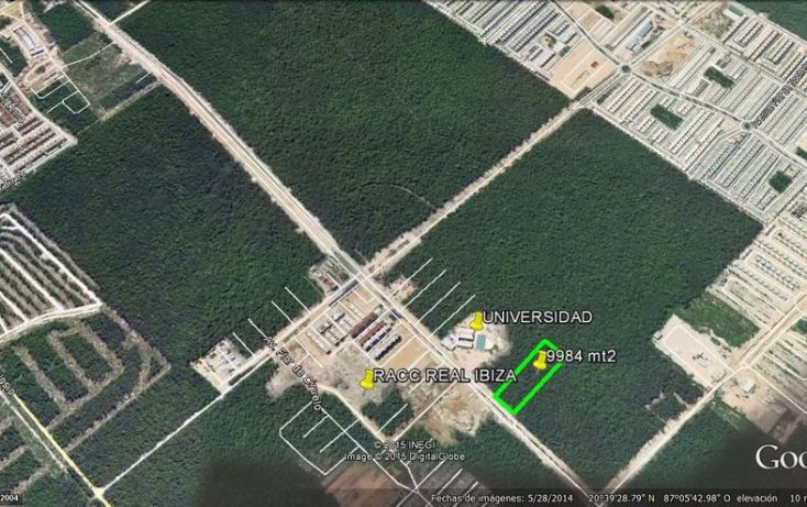 Foto de terreno comercial en venta en, real ibiza, solidaridad, quintana roo, 1129963 no 01