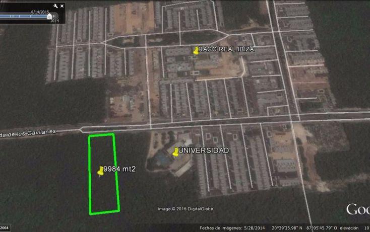 Foto de terreno comercial en venta en, real ibiza, solidaridad, quintana roo, 1129963 no 04