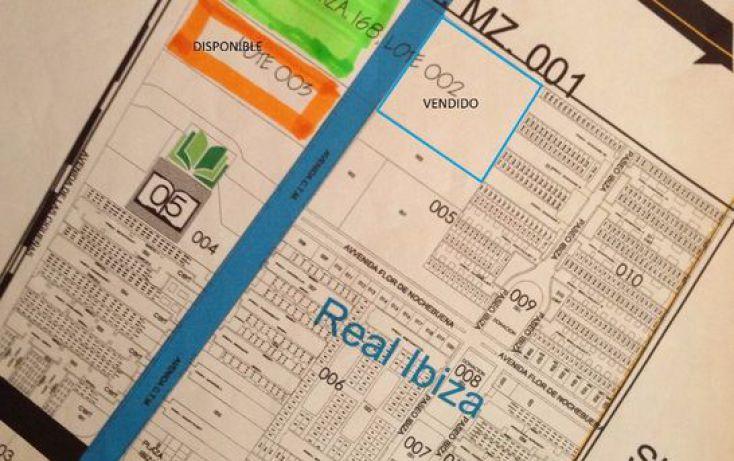 Foto de terreno comercial en venta en, real ibiza, solidaridad, quintana roo, 1129963 no 05