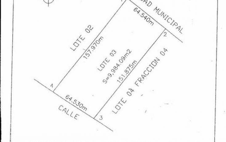 Foto de terreno comercial en venta en, real ibiza, solidaridad, quintana roo, 1129963 no 06