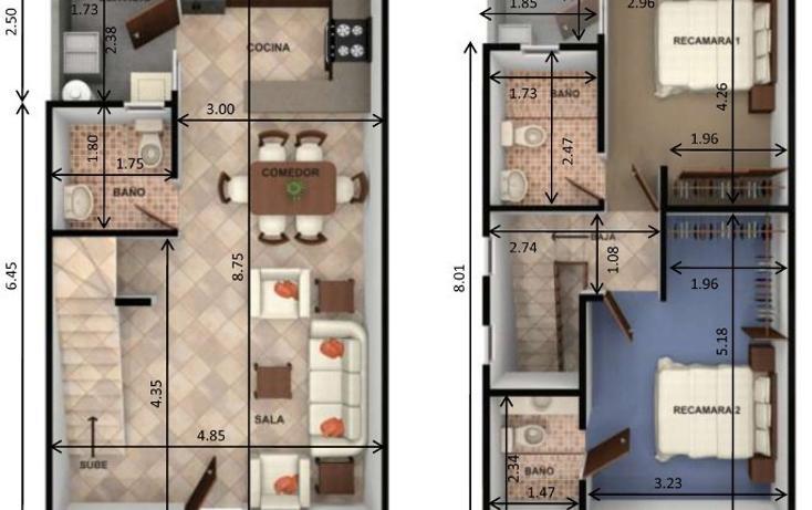 Foto de casa en venta en  , real ibiza, solidaridad, quintana roo, 2717087 No. 08