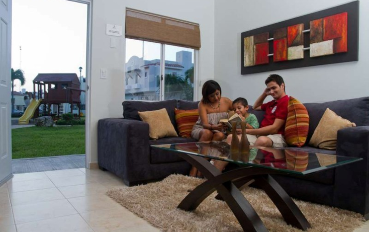 Foto de casa en venta en  , real ibiza, solidaridad, quintana roo, 470881 No. 03