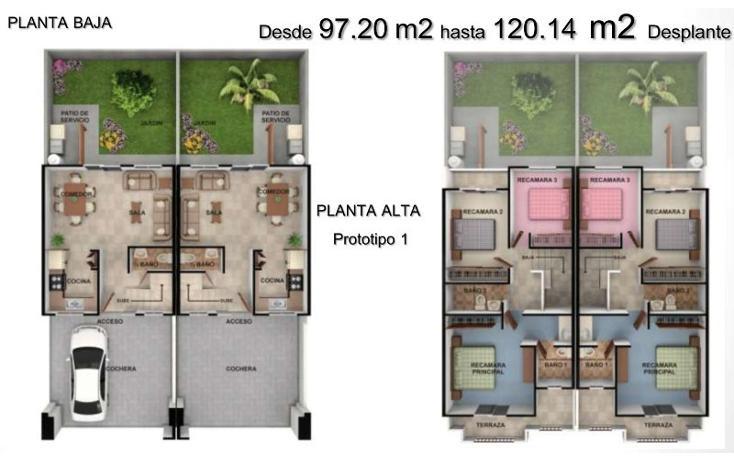 Foto de casa en venta en  , real ibiza, solidaridad, quintana roo, 470883 No. 13