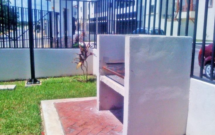 Foto de departamento en renta en  , real ibiza, solidaridad, quintana roo, 470896 No. 08