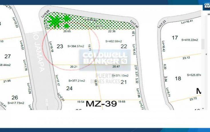 Foto de terreno habitacional en venta en real mandinga 23, alvarado centro, alvarado, veracruz, 1756718 no 03