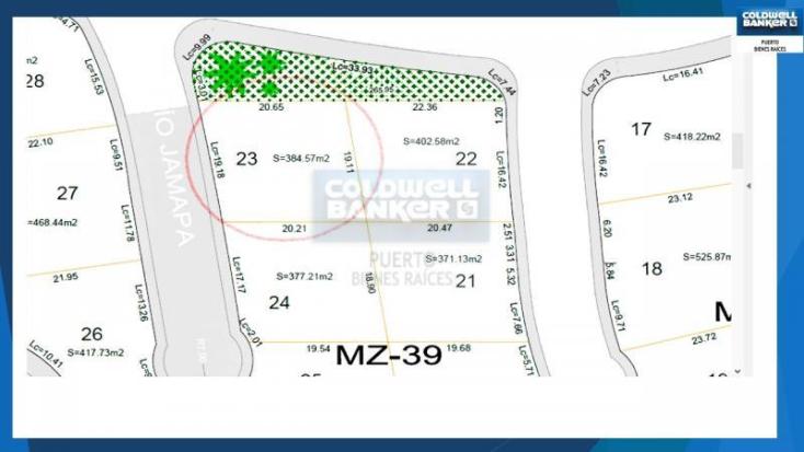 Foto de terreno habitacional en venta en real mandinga 23, alvarado centro, alvarado, veracruz de ignacio de la llave, 1756718 No. 03