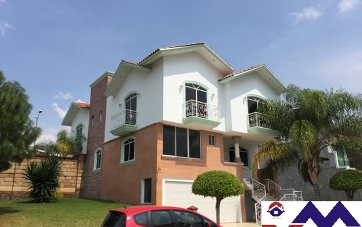 Foto de casa en venta en  , real mil cumbres, morelia, michoacán de ocampo, 1397667 No. 01