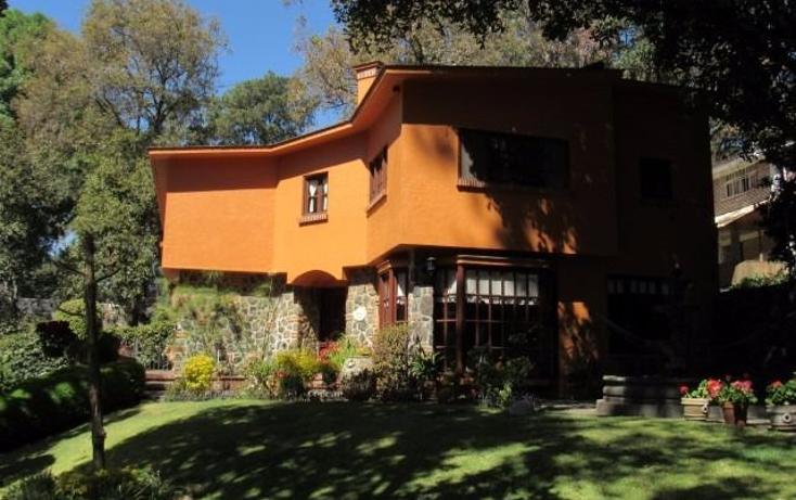 Foto de casa en venta en  , real monte casino, huitzilac, morelos, 1748336 No. 01