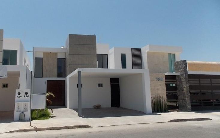 Foto de casa en venta en  , real montejo, mérida, yucatán, 1039855 No. 01