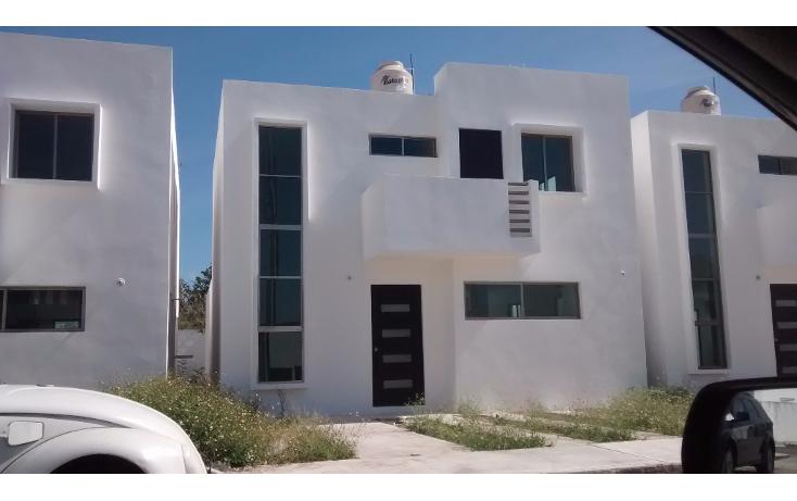 Foto de casa en venta en  , real montejo, mérida, yucatán, 1058097 No. 01