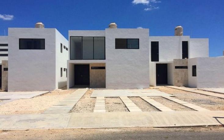 Foto de casa en venta en  , real montejo, mérida, yucatán, 1114815 No. 01