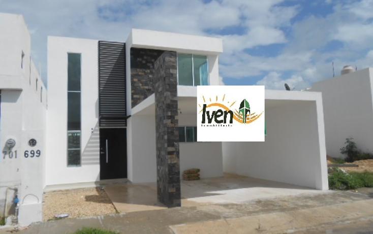 Foto de casa en venta en  , real montejo, mérida, yucatán, 1144483 No. 01