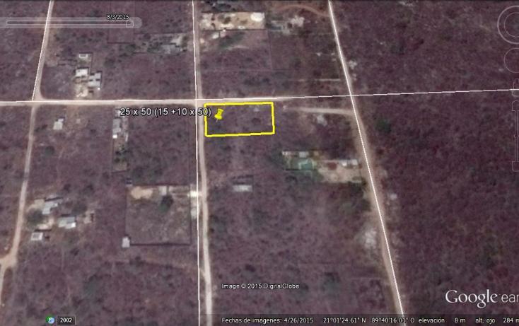 Foto de terreno habitacional en venta en  , real montejo, mérida, yucatán, 1146113 No. 01
