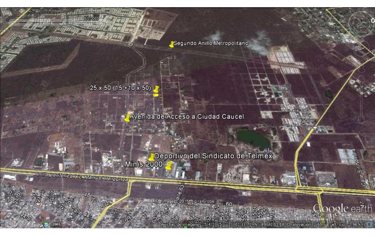 Foto de terreno habitacional en venta en  , real montejo, mérida, yucatán, 1146113 No. 03