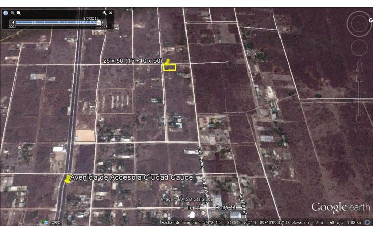 Foto de terreno habitacional en venta en  , real montejo, mérida, yucatán, 1146113 No. 04
