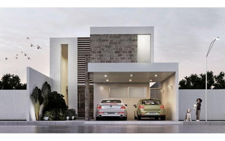 Foto de casa en venta en  , real montejo, mérida, yucatán, 1147733 No. 01