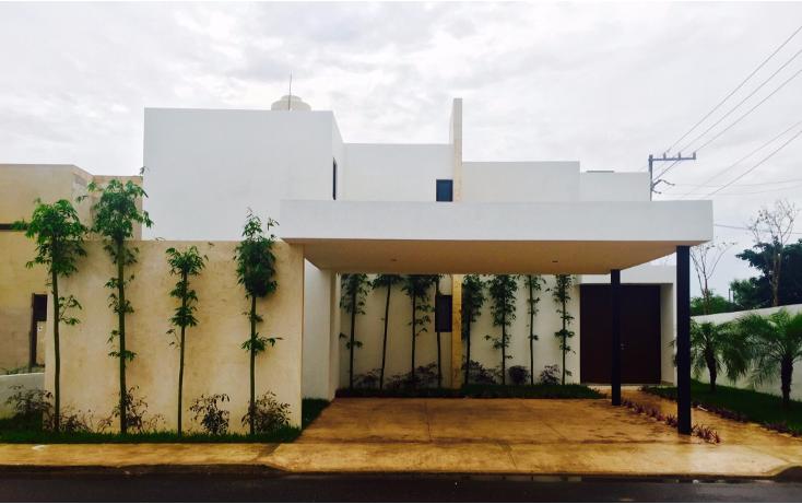Foto de casa en venta en  , real montejo, m?rida, yucat?n, 1166183 No. 01