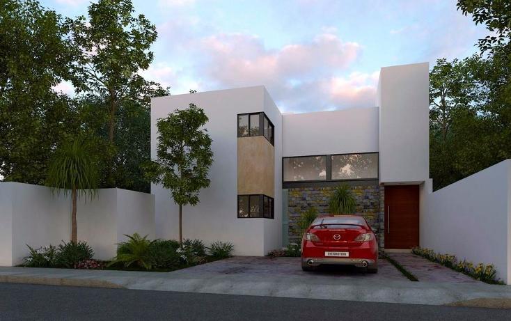 Foto de casa en venta en  , real montejo, mérida, yucatán, 1189055 No. 01
