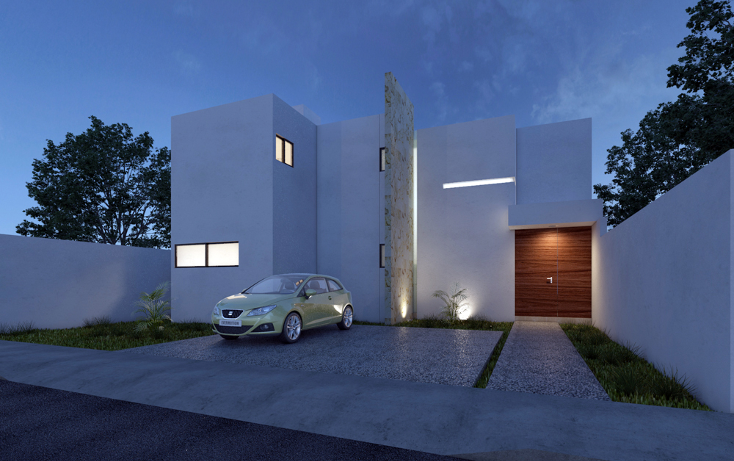 Foto de casa en venta en  , real montejo, mérida, yucatán, 1259587 No. 01